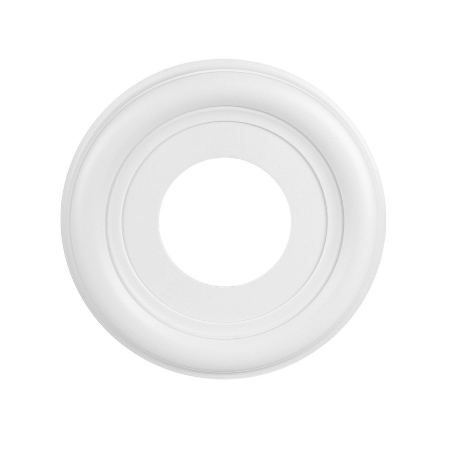 10-in x 10-in Composite Ceiling Medallion