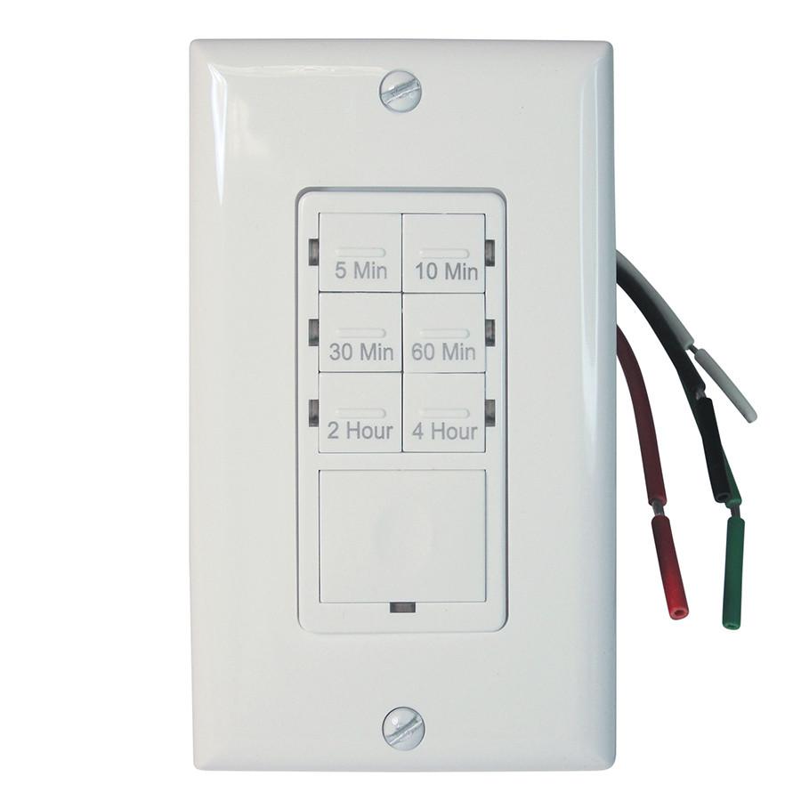 15-Amp Digital Residential Hardwired Countdown Lighting Timer