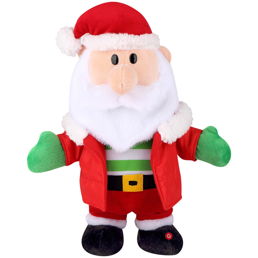 Animatronic Musical Santa