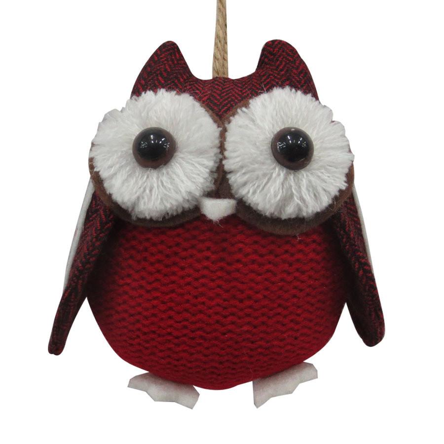 Multiple Owl Ornament