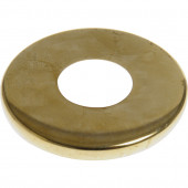 10-Pack Brass Lamp Check Rings