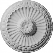 11.25-in x 11.25-in Urethane Ceiling Medallion
