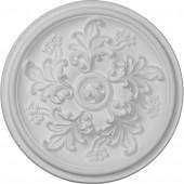 14.5-in x 14.5-in Urethane Ceiling Medallion