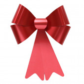 1.5-in W Red Solid Bow