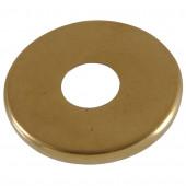 15-Pack Brass Lamp Check Rings