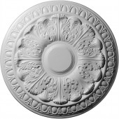 15.75-in x 15.75-in Urethane Ceiling Medallion