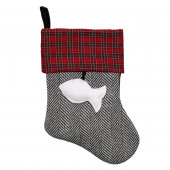 16-in Pet Christmas Stocking