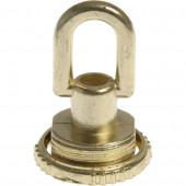 3-Pack Brass Lighting Loops