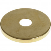 5-Pack Brass Lamp Check Rings