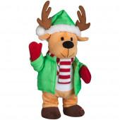 Animatronic Musical Reindeer