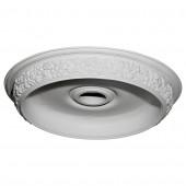 Ashford 28.875-in x 28.875-in Polyurethane Ceiling Dome