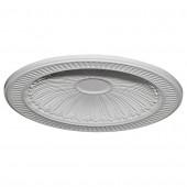 Devon 35.325-in x 35.325-in Polyurethane Ceiling Dome