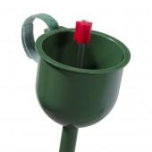 Green Plastic Tree Watering Spout