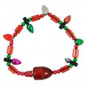 Lighted Christmas Bracelet