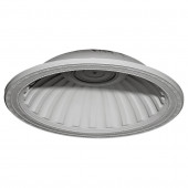 Milton 31.875-in x 31.875-in Polyurethane Ceiling Dome