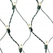 Pro-Line 4-ft x 6-ft Indoor/Outdoor Constant White Incandescent Mini Plug-in Christmas Net Light