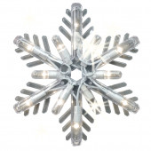 Random Sparkle 96-Count Sparkling White Mini Incandescent Plug-in Christmas Icicle Lights