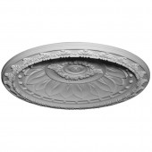 Stockport 47.25-in x 47.25-in Polyurethane Ceiling Dome